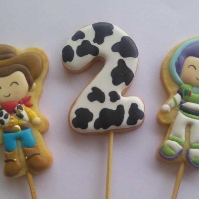 Biscoitos e cookies decorados e personalizados em São Bernardo do Campo (SBC) - SP